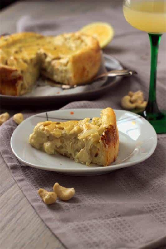 <onion tart