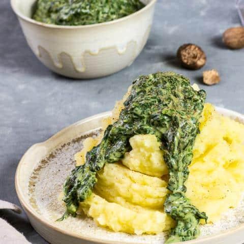veganer-rahmspinat-cream spinach-vegan