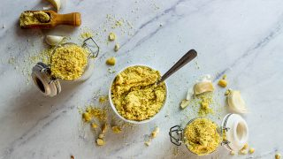 Vegan Parmesan Cheese: Quick and Authentic