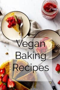 Vegan Baking Recipes