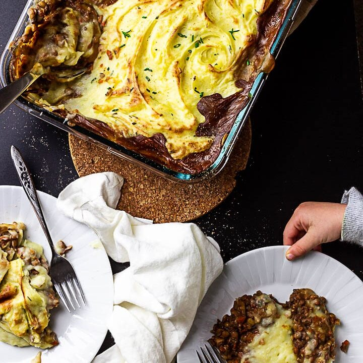 Best Vegan Shepherd's Pie