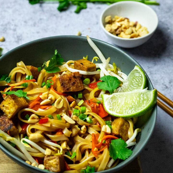 Authentic Vegan Pad Thai Sauce (In 30 Min)