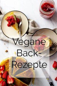 Vegane Backrezepte