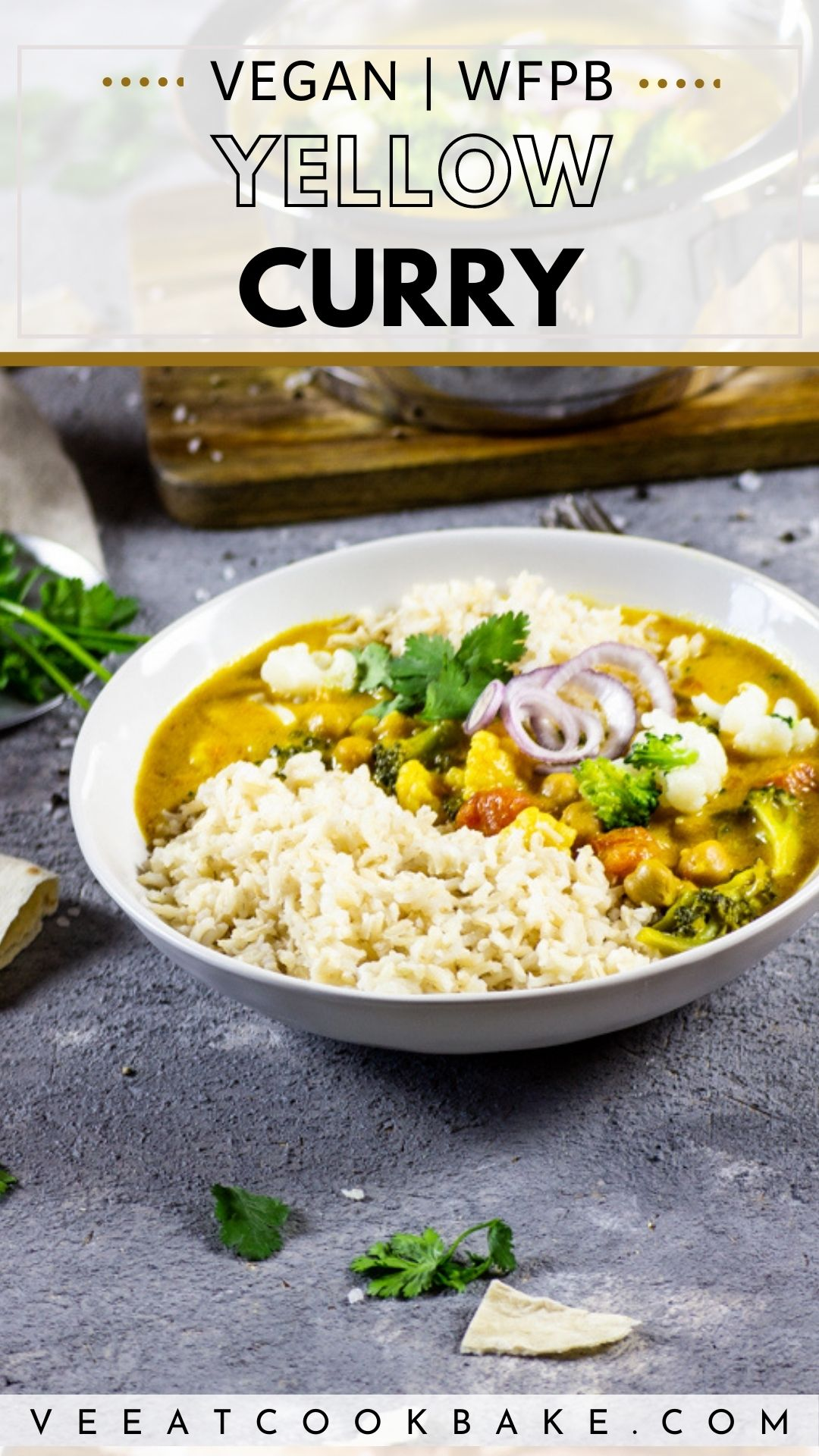 Yellow Curry Pin for Pinterest