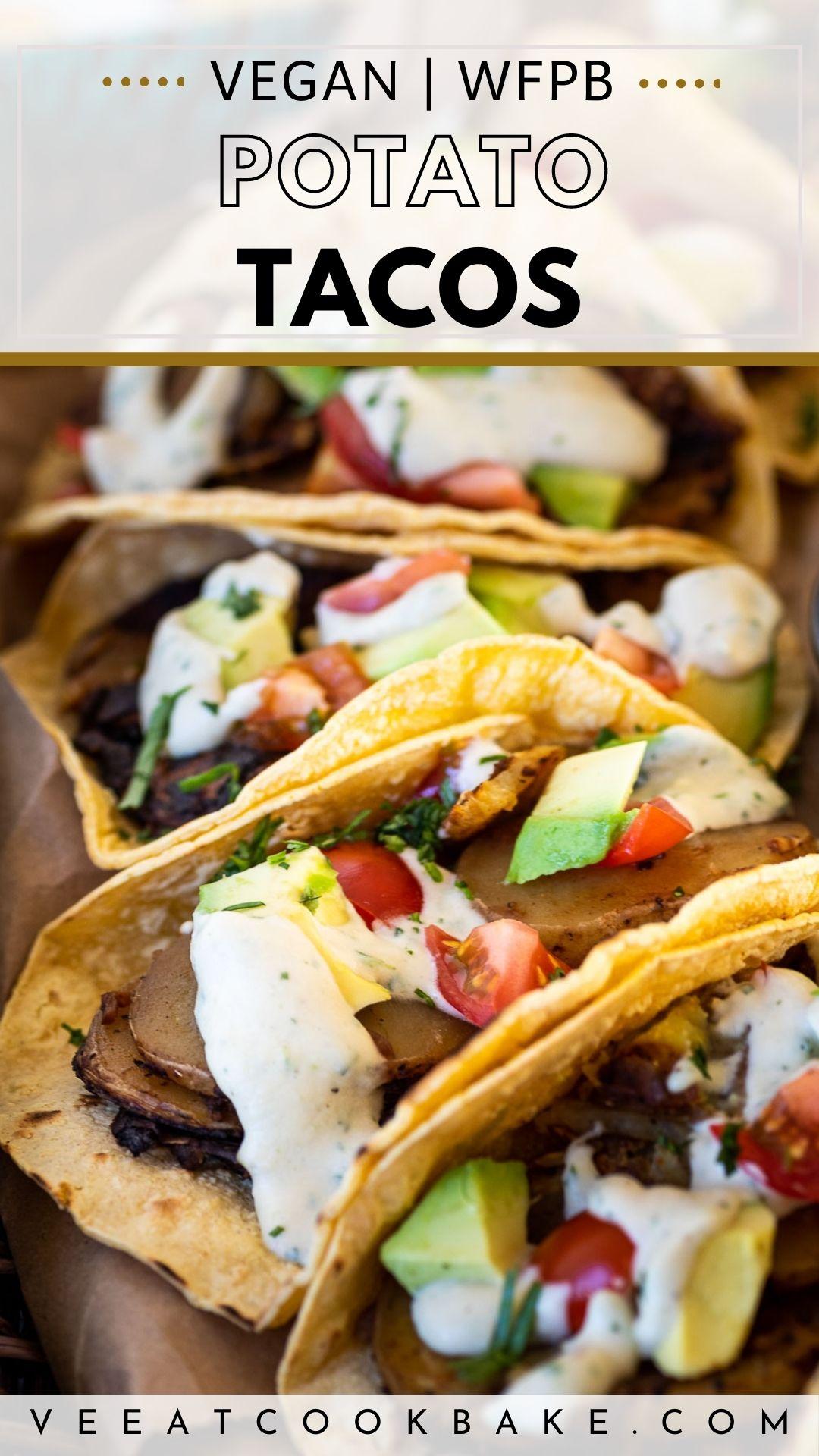 Potato Taco Pin for Pinterest